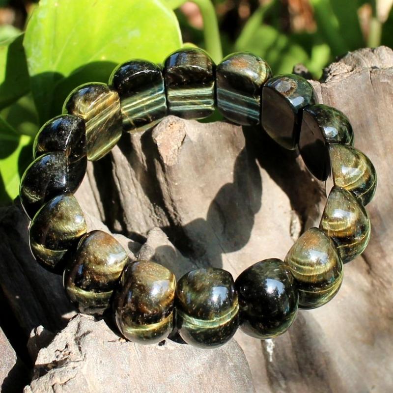 Tiger Falkenauge Bracelet Gemstone