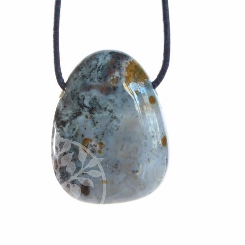 Ozean Jaspis Stein-Anhänger A