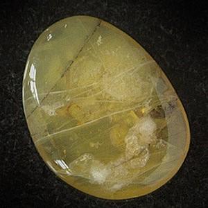 Opal grün / Honig-Opal