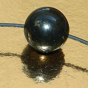 Onyx Kugel-Anhaenger 20mm echter Onyx