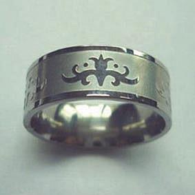 Edelstahl-Ring ER190