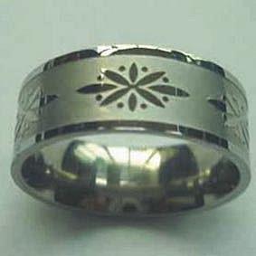Edelstahl-Ring ER195
