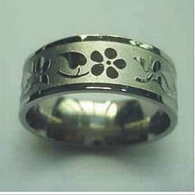 Edelstahl-Ring ER205