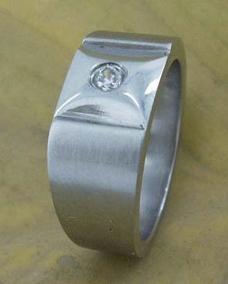 Edelstahl-Ring ER320