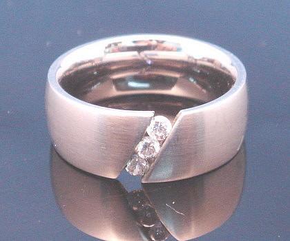 Edelstahl-Ring ER325