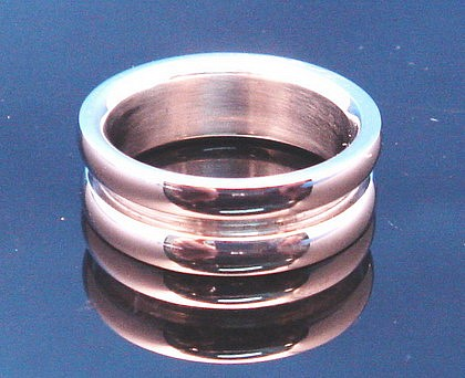 Edelstahl-Ring ER735