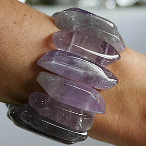 Amethyst Armband - Pilum