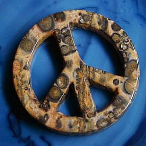 PEACE Pop-Jaspis