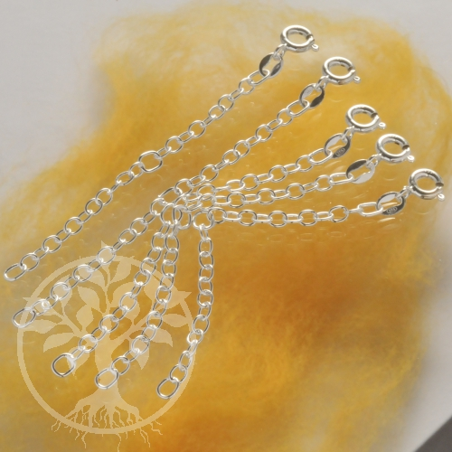 Silver Extended Chain 925 sterlingsilver