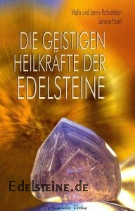 Book about therapy with healing-stones