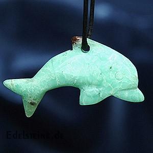 Chrysoprase Dolphin Big