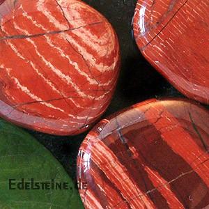 Roter Bänder-Jaspis Seifenstein