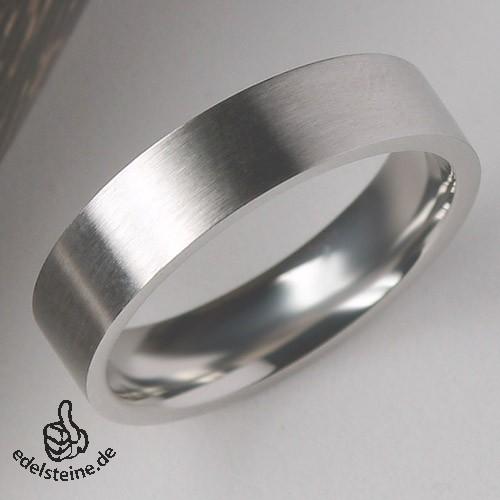 Edelstahl-Ring schmal ER106