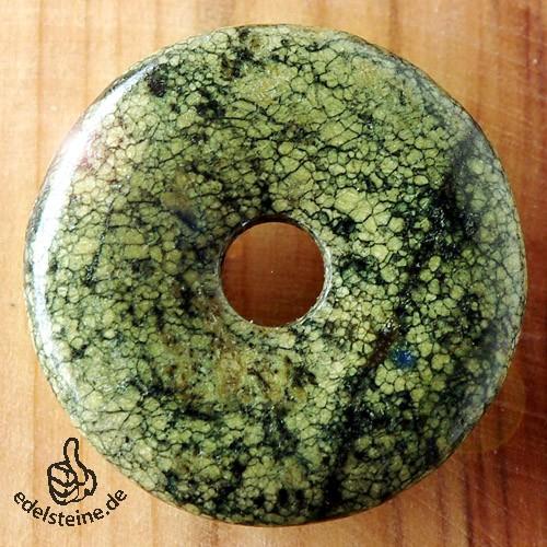 Schlangenhaut Jaspis Donut