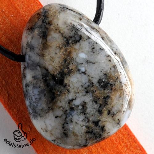Dendriten-Opal (Achat) Anhänger