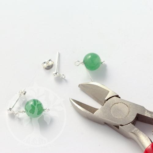 Seitenschneider zum Ketten Basteln 12 cm leichte Qualität