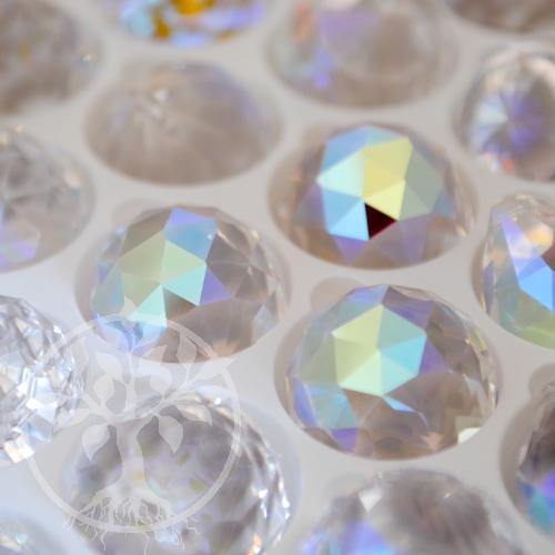 Kristallkugel, Feng Shui 30 mm bedampft