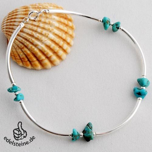 Türkis Silber Armband