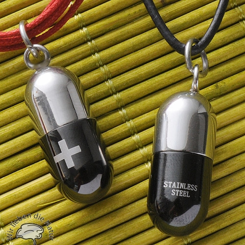 Stainless Steel Capsule