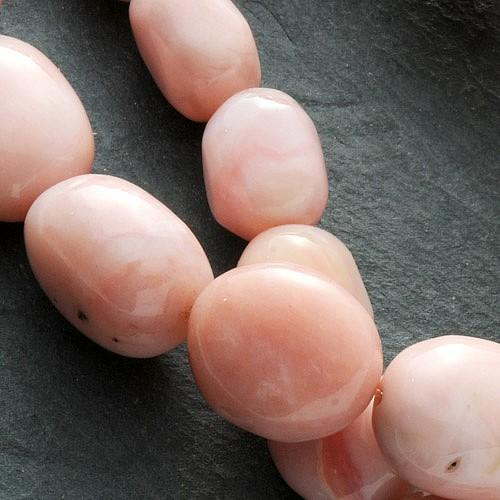Opal Perlen pink Olive