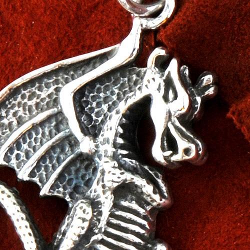 Silver Dragon Happy