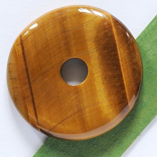 Tigerauge Donut Big A-Qualität 40mm