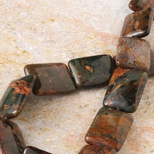 Rechtecke vom Grünen Opal