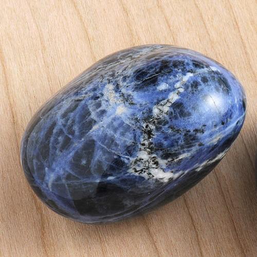 Sodalith Stein groß 40-50mm