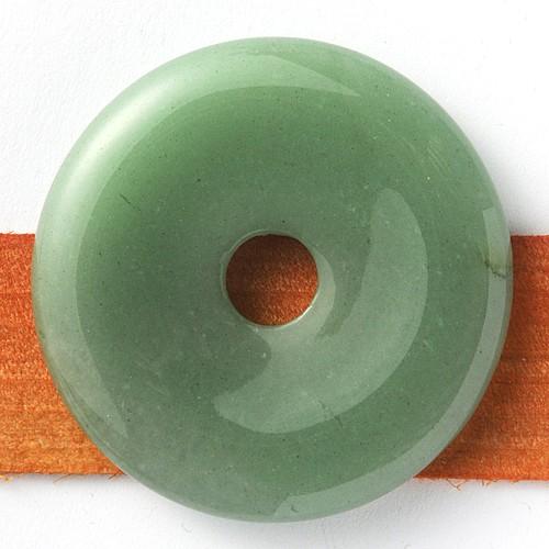 Aventurin Donut Anhänger 30mm