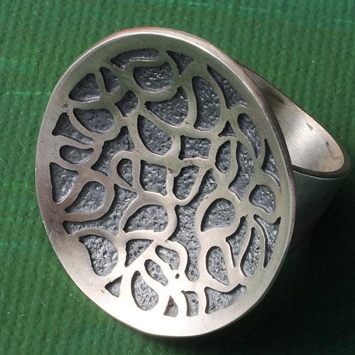 Silver Ring Labyrinth