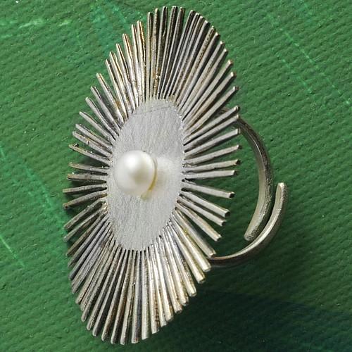 Silver Ring Sun