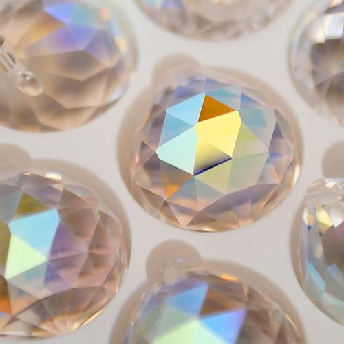 Kristallkugel, Feng Shui 40 mm bedampft