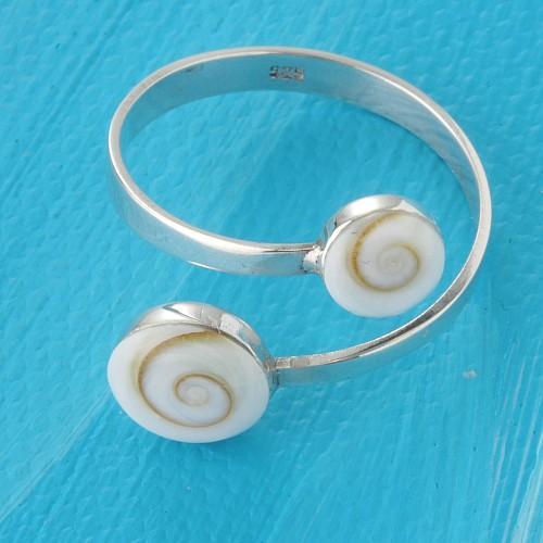 Silver Ring Shiva
