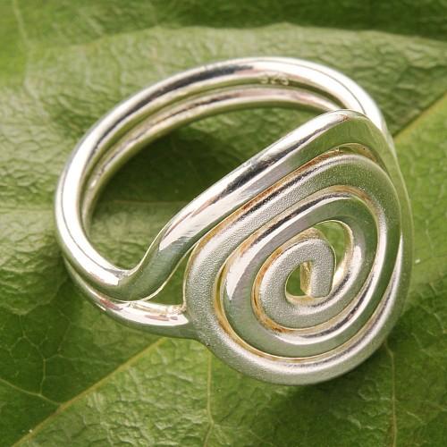 Silver Ring Spirit
