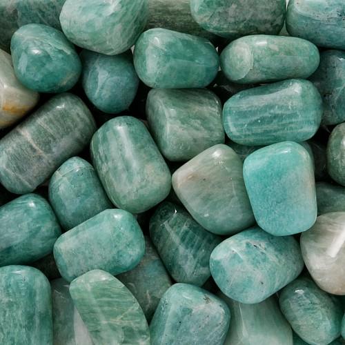 Amazonit Trommelsteine BIG 250g