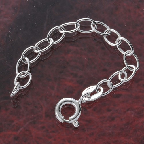 Extended Chain Silver