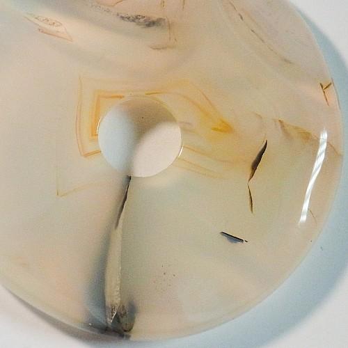 Achat Botswanaachat Donut 40mm gross A