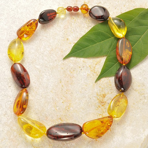 Amber Necklace Bigpoint