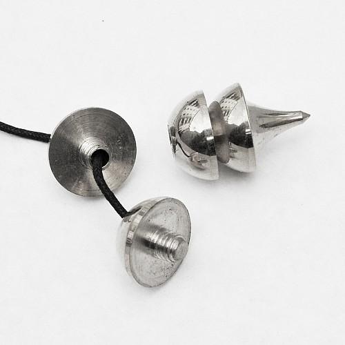 Osirispendel - Metall Pendel Osiris silber
