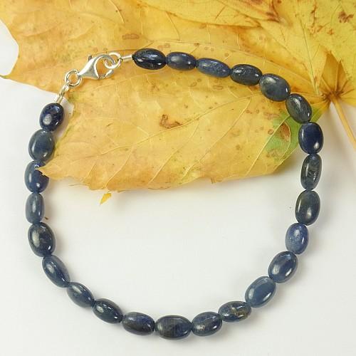 Saphir Armband