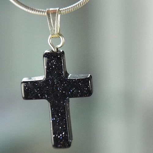 Blaufluss Kreuz klein