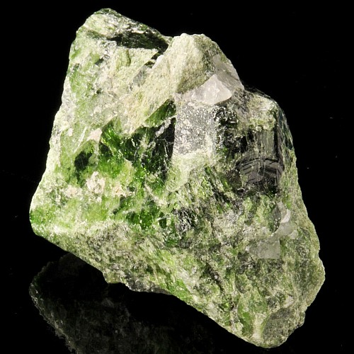 Chrome Diopside Rough Mineral