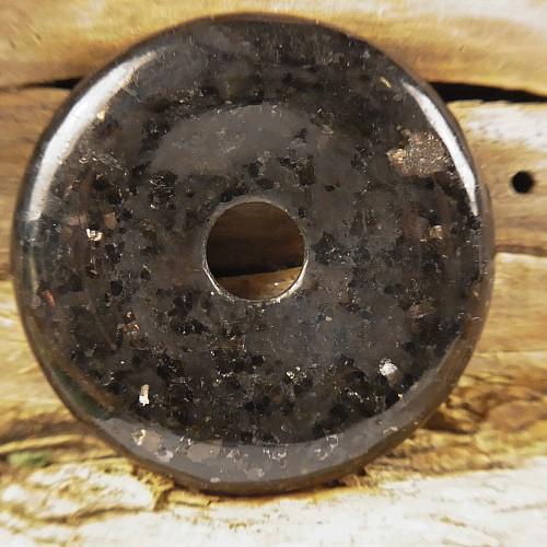 Nuumit Donut Anhänger 30mm Nuumit Scheibe A