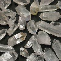 Bergkristall Spitzen Wasser-Steine 1/2kg Wasseraufbereitung