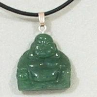 Buddha-Anhänger aus Aventurin