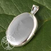 Medaillon made of silver small