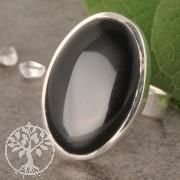 Silberring Onyx Nr10056 Silber 925