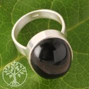 Onyx Silberring Nr007