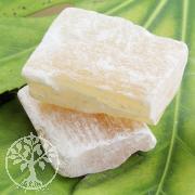 Selenite orange raw Minerals