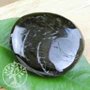 Black Tourmaline Handstone A 32/40mm